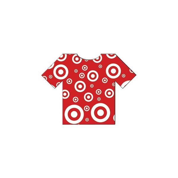 Promotional T - Shirt Fan Without A Stick - Paper Products