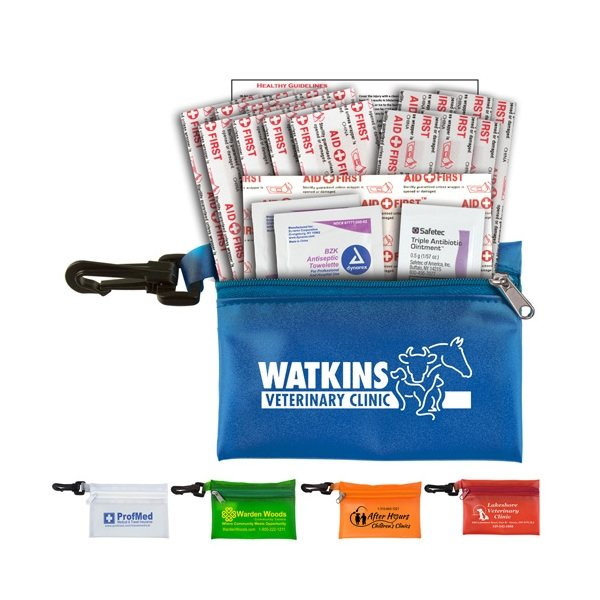 Promotional Doctors Kit 1 19 Piece First Aid Kit