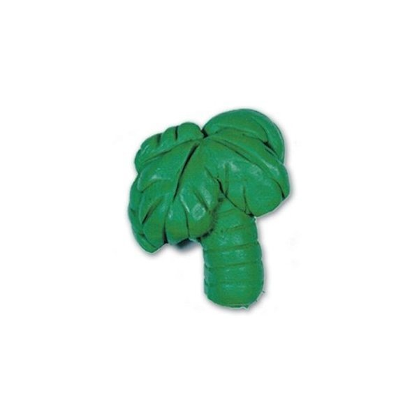 Promotional Figurine Stock Eraser - Palm Tree