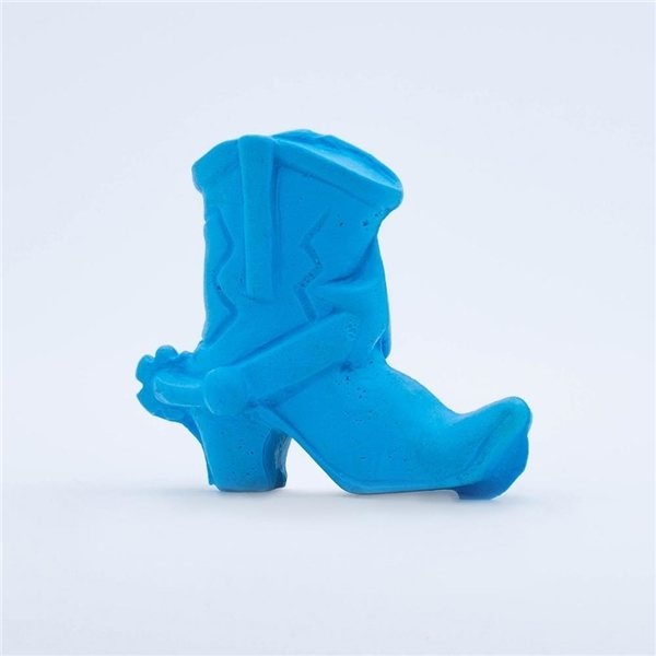 Promotional Pencil Top Stock Eraser - Western Boot