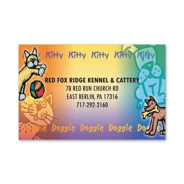 Promotional Large Car Magnet - 11 X 17 Rectangle