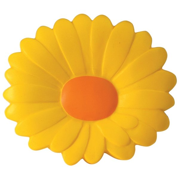 Promotional Daisy Squeezies Stress Reliever