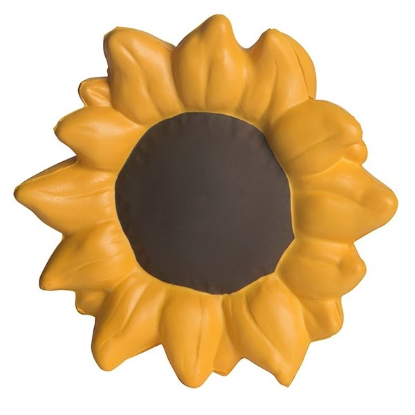 Promotional Sunflower Squeezies Stress Reliever