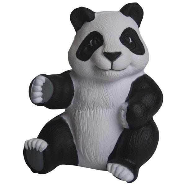 Promotional Panda Bear Squeezies Stress Reliever