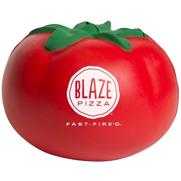Promotional Tomato Squeezies Stress Reliever