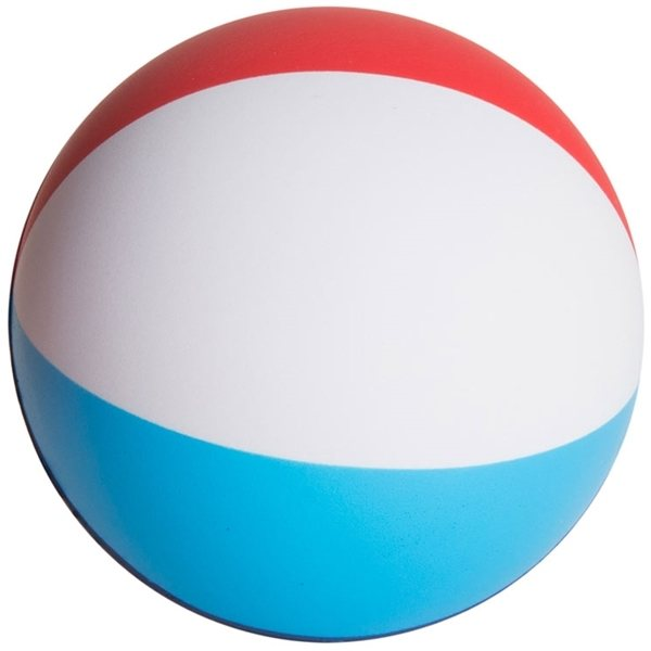 Promotional Beach Ball Squeezies - Stress reliever