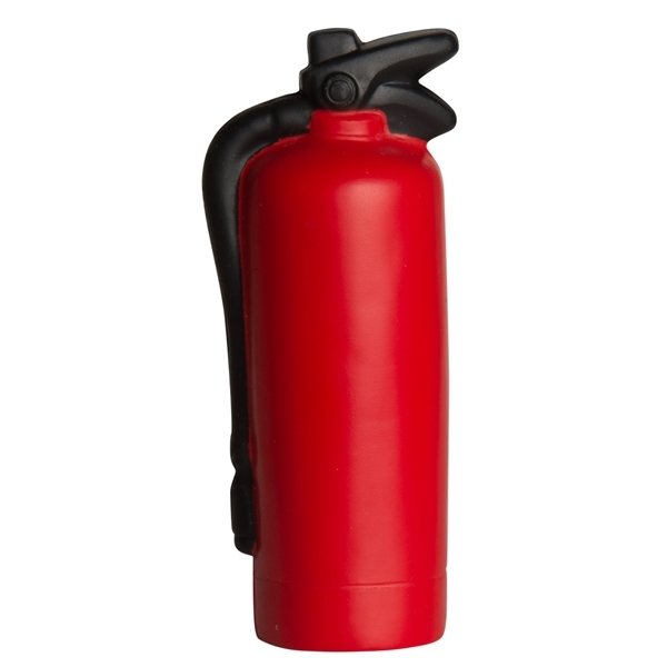 Promotional Fire Extinguisher Squeezies - Stress reliever