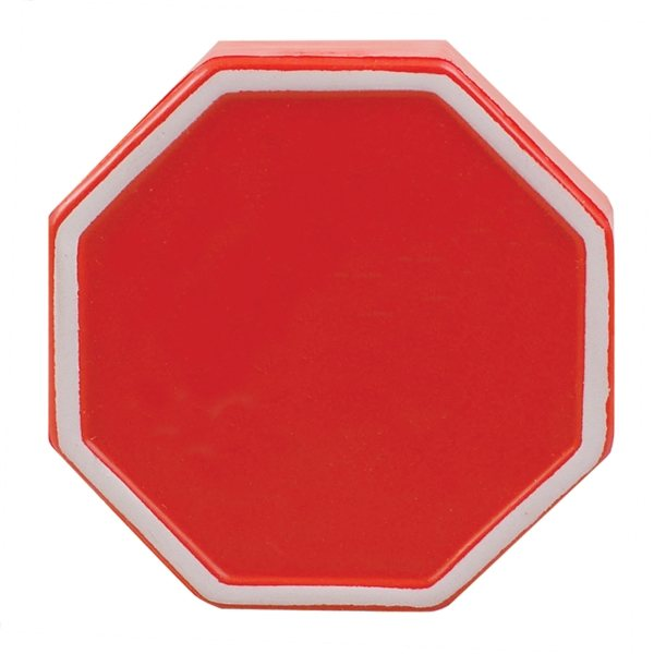 Promotional Stop Sign Squeezies - Stress reliever