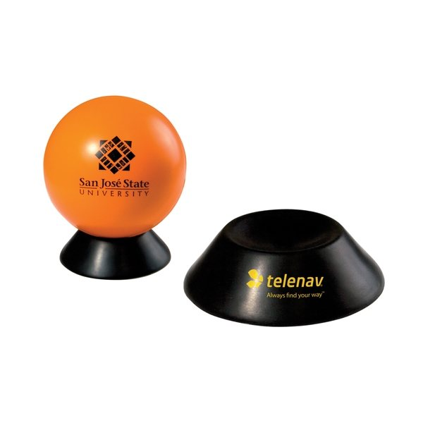 Promotional Squeezies Display Stand - Stress reliever