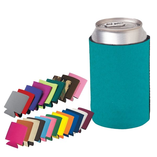 Promotional Custom Kan Tastic Pocket Coolie With Multi Color Choices