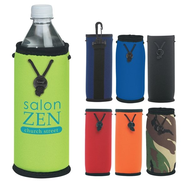 Promotional 20 oz Foam Bottle Bag Insulator