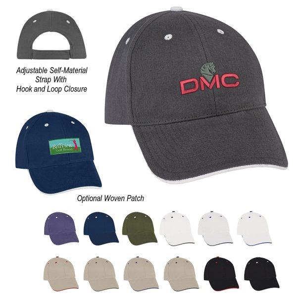 Promotional Elite Cap - Embroidered