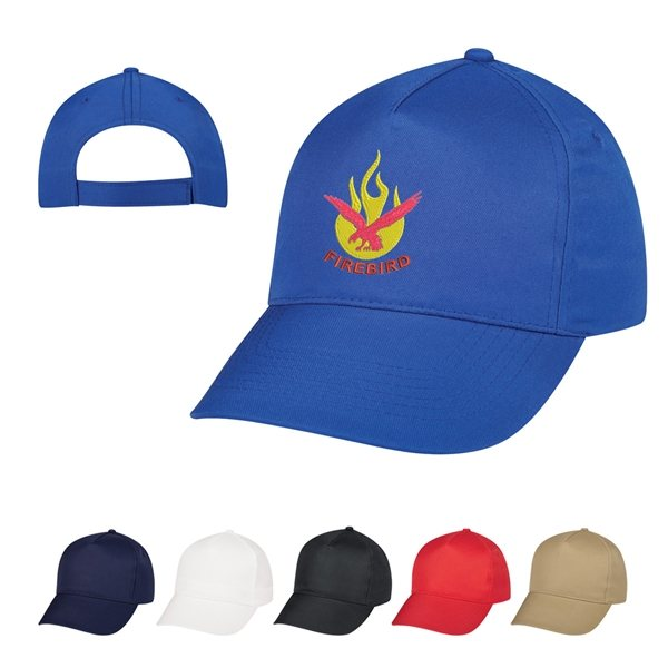 Promotional 100 Polyester Econo Cap