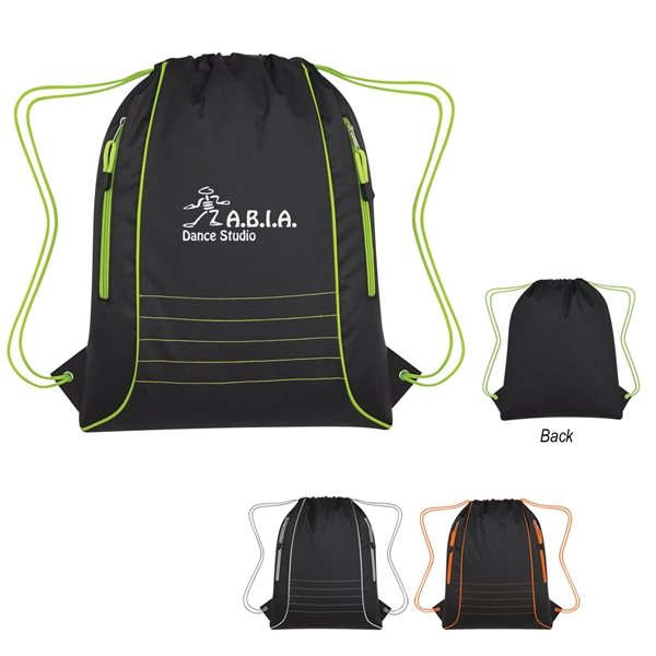Promotional Challenger Drawstring Sports Pack
