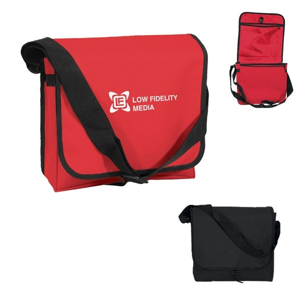 Promotional Simple Messenger Bag