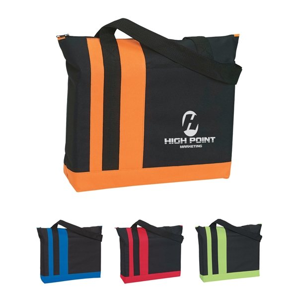Promotional Tri - Band Tote Bag