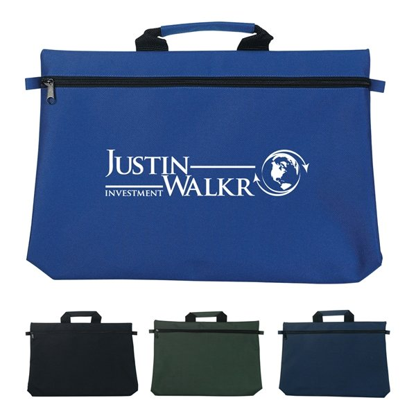 Promotional Document Polyester Bag
