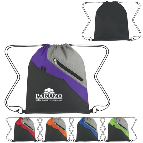 Promotional Waverly Drawstring Sports Pack