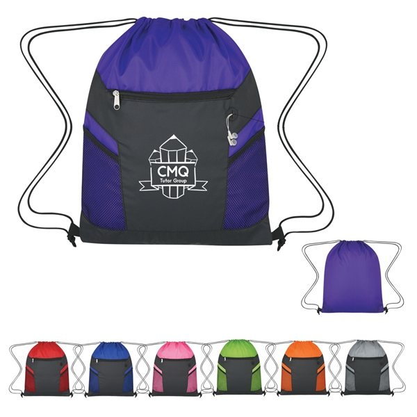 Promotional Ripstop Drawstring Bag