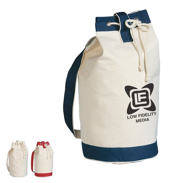 Promotional Heavy Canvas Cotton Boat Tote Bag