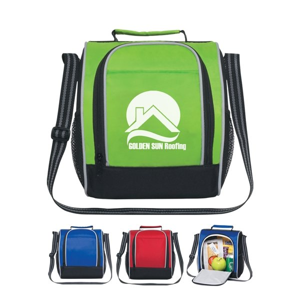 Promotional Front Access Cooler Lunch Bag