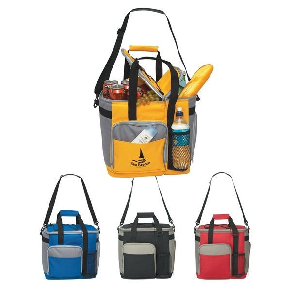 Promotional Large Insulated Cooler Tote Bag