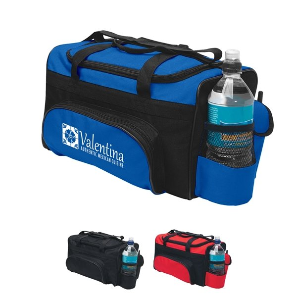 Promotional 600D Polyester Cooler Bag with PEVA Lining
