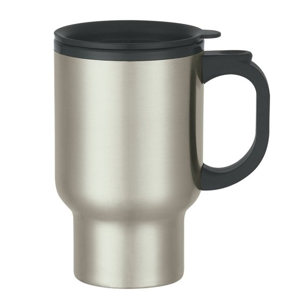 Promotional 16 oz Stainless Steel Rockwell Tumbler