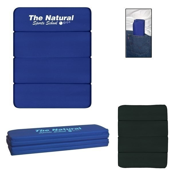 Promotional Foldable Stadium Cushion