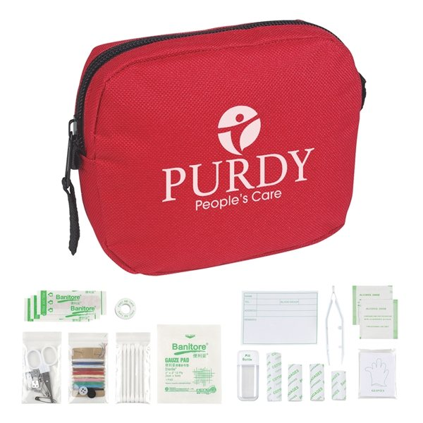 Promotional Deluxe First Aid Bag