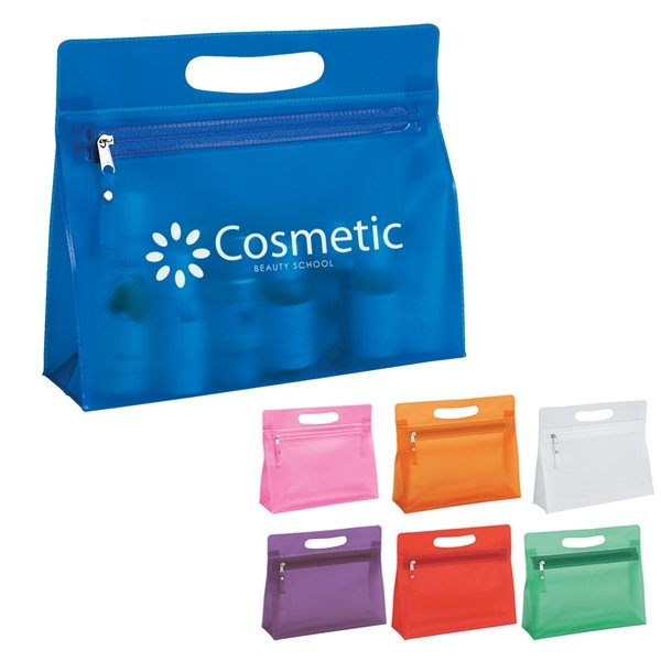 Promotional Die Cut Vanity Bag