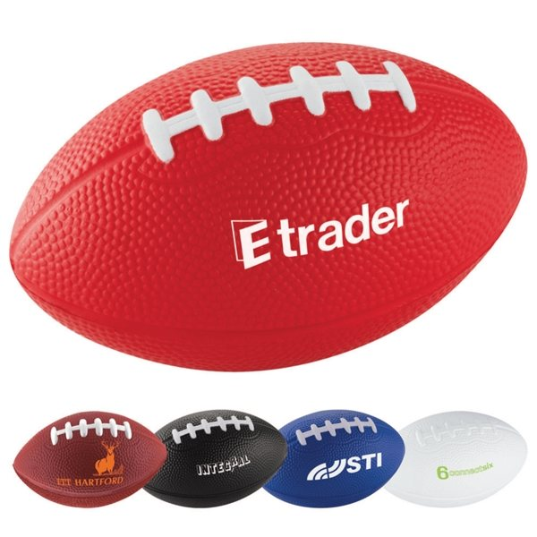 Promotional 5 Football Stress Reliever