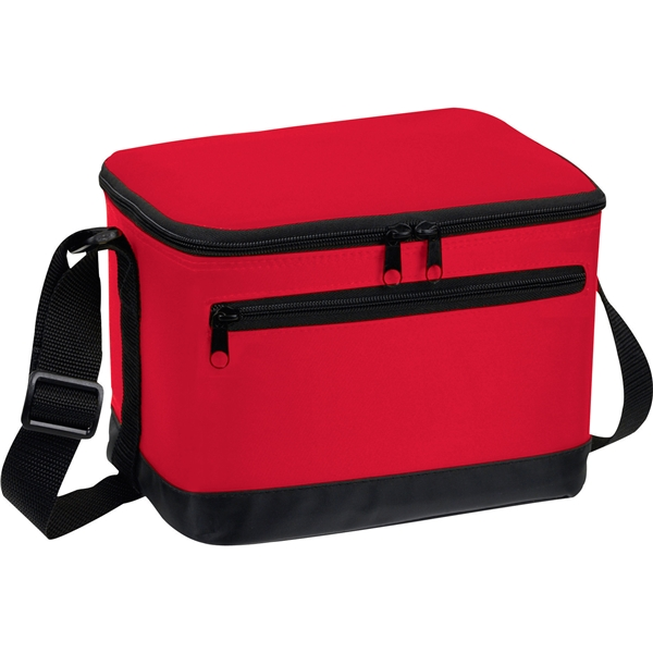 6 Pack Cooler ~ Deluxe pack cooler bag customized lunch bags