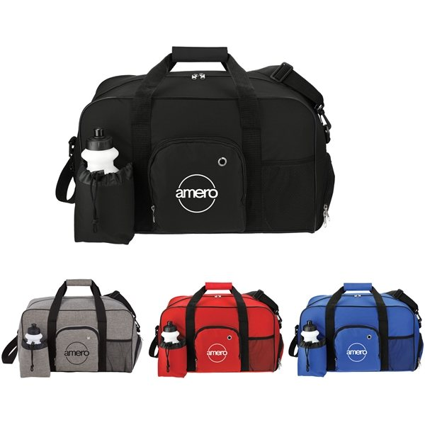 Promotional PolyCanvas The Weekender Deluxe Duffel Bag 18.5