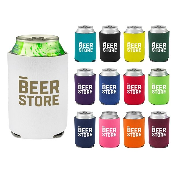 Promotional Colorful Collapsible Can Cooler