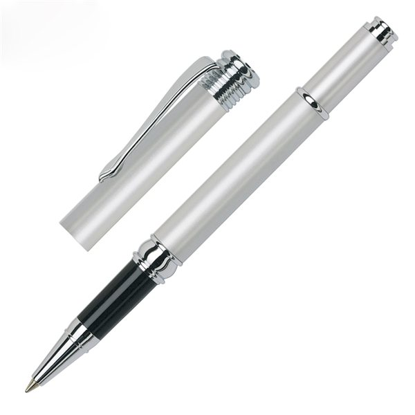 Promotional Blackpen Silver Gauge II