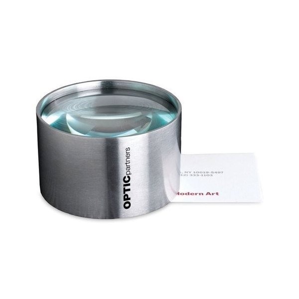 Promotional MoMA Page 1 Magnifier + Paperweight