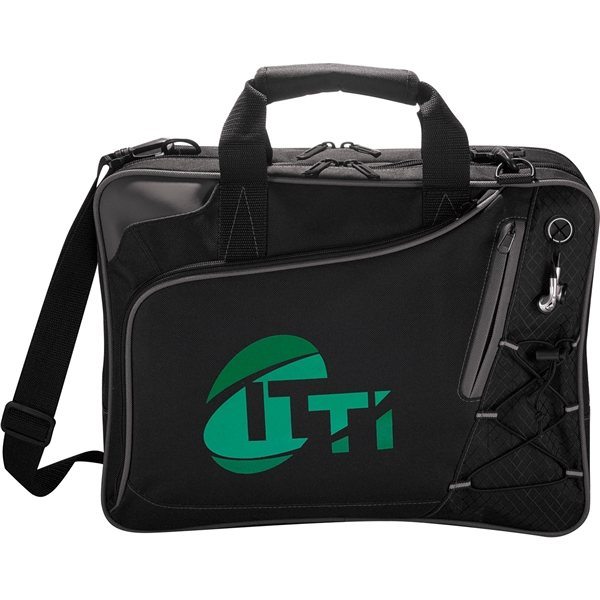 Promotional Summit TSA 15 Computer Briefcase