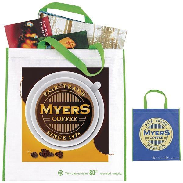 Promotional Non Woven Eco Tote Bag
