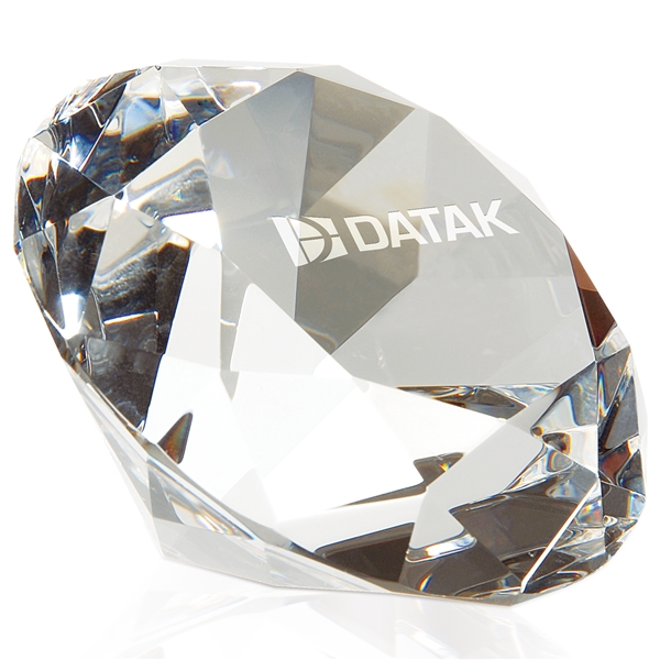 Promotional Diamond Paperweight