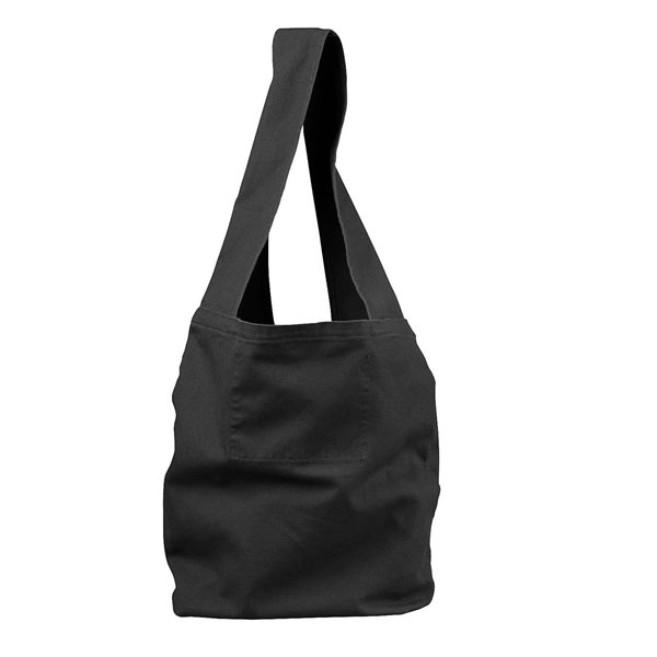Promotional Authentic Pigment 12 oz Direct - Dyed Sling Bag