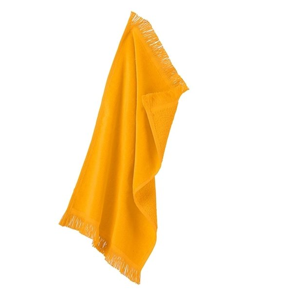 Promotional Towels Plus(TM) Fringed SpiritTowel