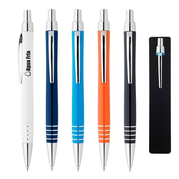 Promotional Capital Pen in Pouch