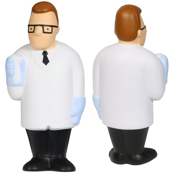 Promotional Scientist - Stress Relievers