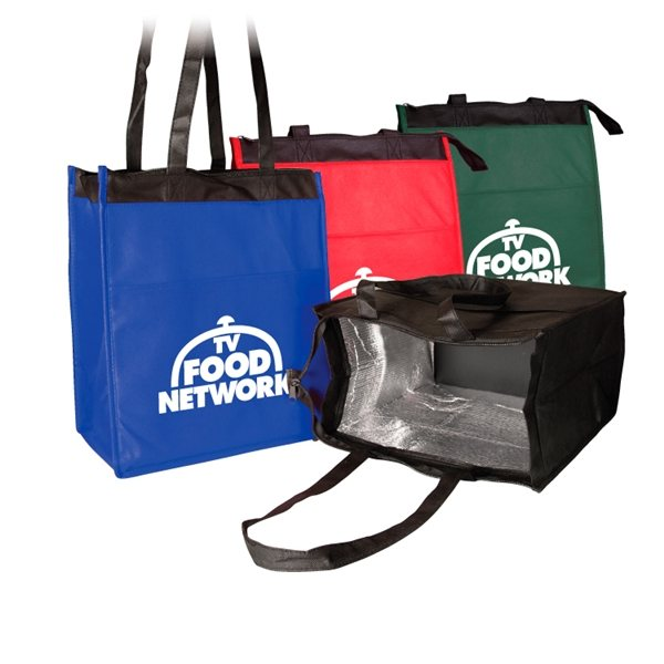 Promotional Boston Large Cooler Tote
