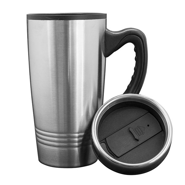 Promotional Williams - 16 oz Stainless Steel Travel Mug