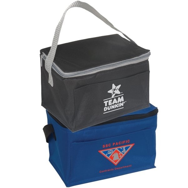 Promotional 6- Pack Personal Cooler Bag