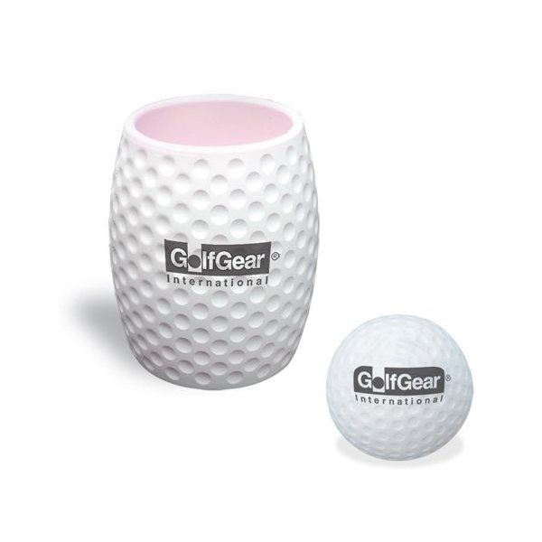 Promotional Golf Ball In Can Holder Combo