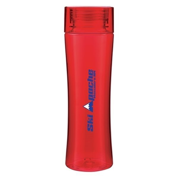 Promotional 24 oz H2go Stealth - Red
