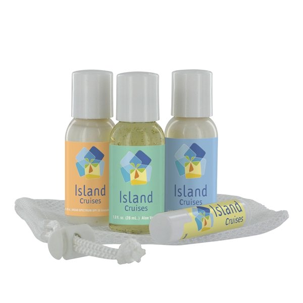 Promotional Sunscreen Pack Gift Set